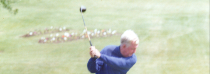 Moe Norman Top of Backswing