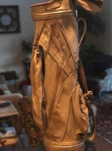 Moe Norman Golf Bag