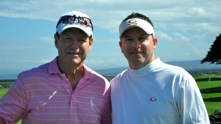 Todd Graves and Tom Watson