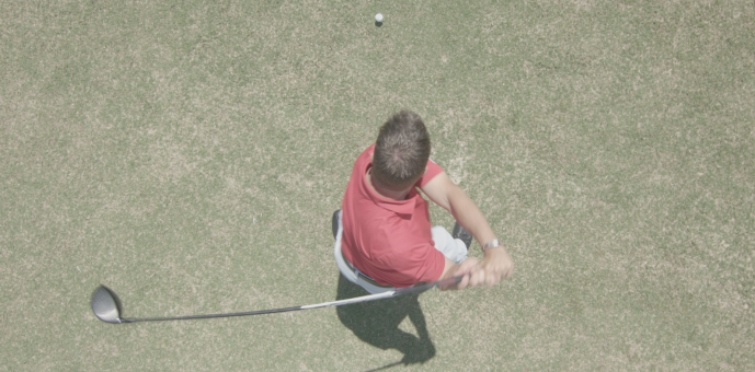 Backswing Birds-Eye-View