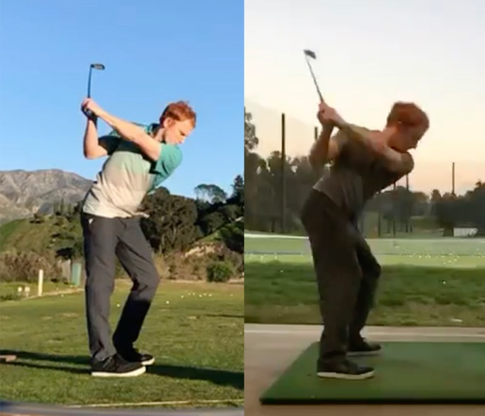 Reed Howard Backswing