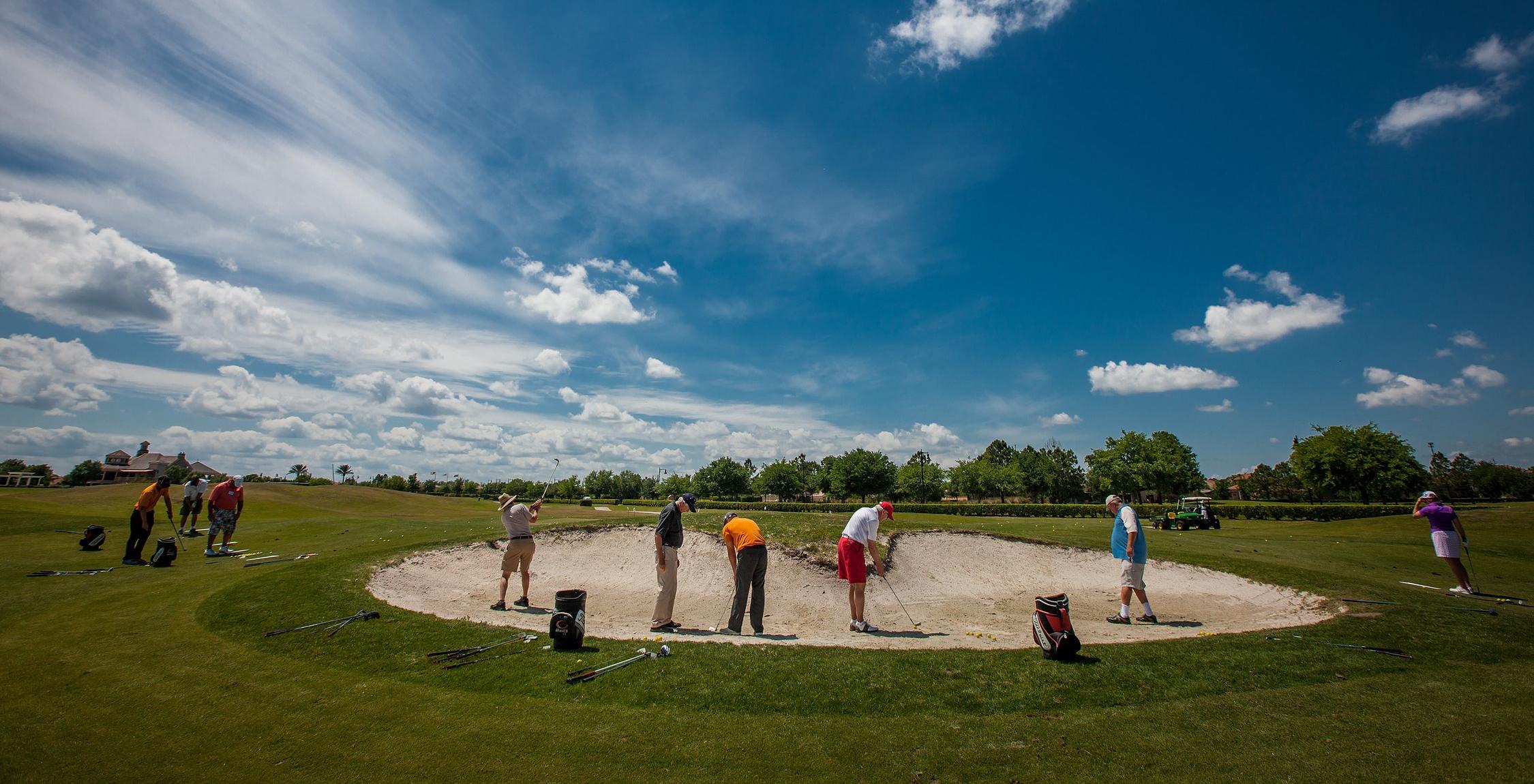 Graves Golf School