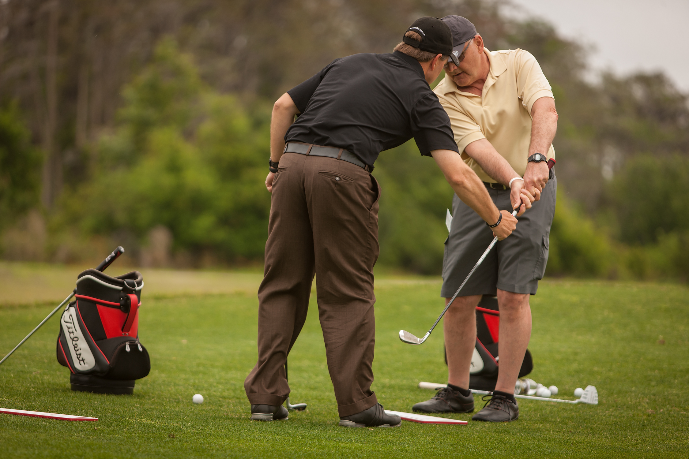Single Plane Golf Instruction