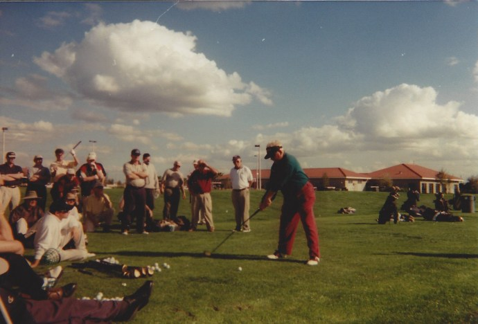 Moe Norman Clinic 1997