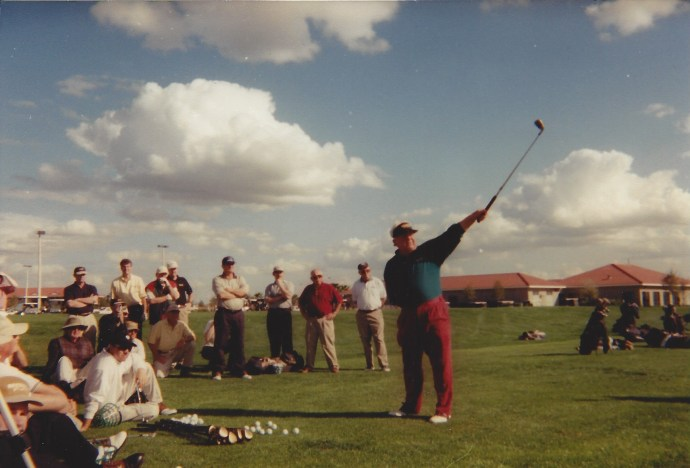 Moe Norman 1997 Clinic