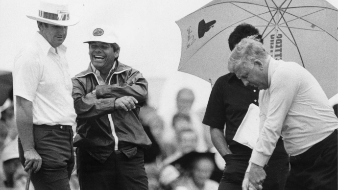 Moe Norman Lee Trevino