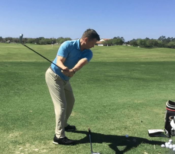 Todd Graves Backswing