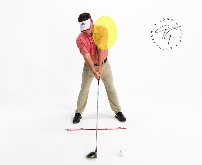 Single Plane Lead Shoulder Position